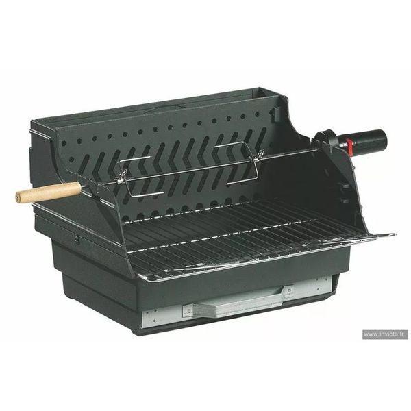 Barbecue charbon Invicta Assouan