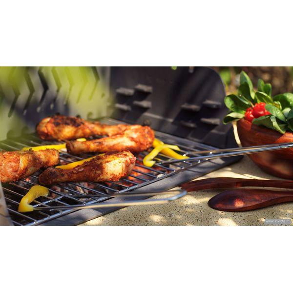 Invicta barbecue Assouan ambiance