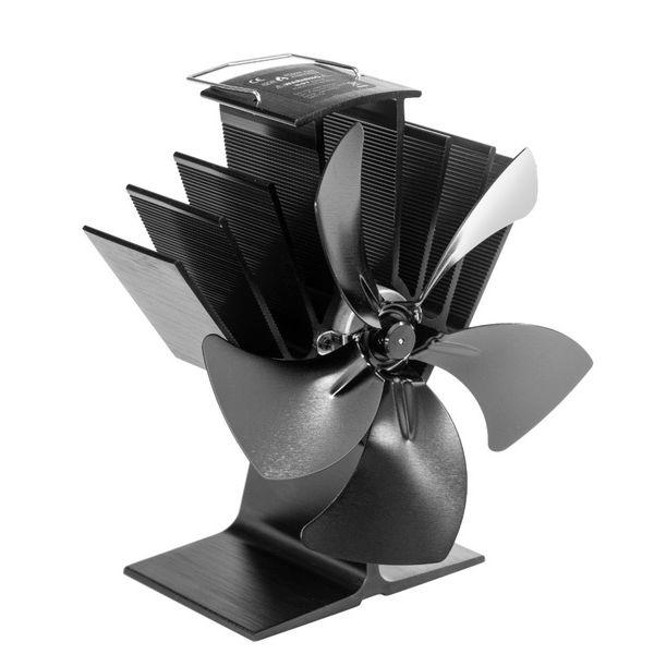 Ventilateur de poêle à bois
